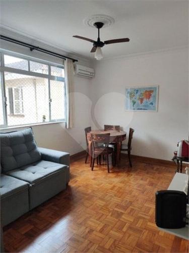 Ótimo Apartamento A Venda No Gonzaga Em Santos. - 271-im542340