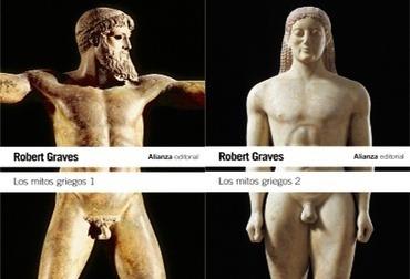 Los Mitos Griegos (tomo I Y Ii) - Robert Graves