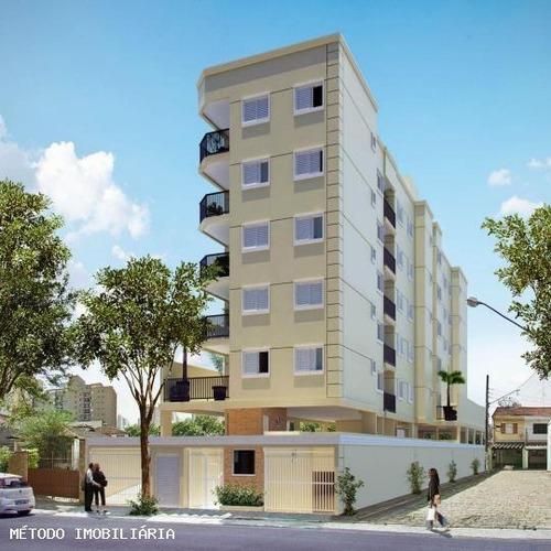 Apartamento Para Venda Em Santo André, Campestre, 2 Dormitórios, 1 Suíte, 2 Vagas - 9098_1-535187