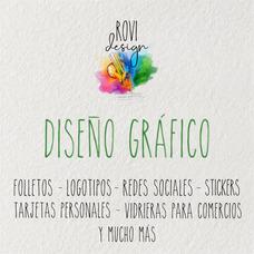 Diseño Gráfico - Logotipo/folletos/tarjetas/redes Sociales