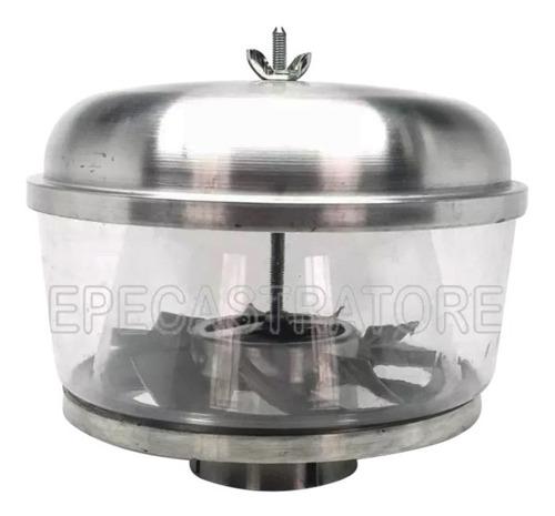 Imagem 1 de 4 de Pre Filtro  Ar Completo Massey 275/290 (carcaça Aluminio)