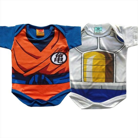 Body Bebe Dragon Ball Goku Vegeta