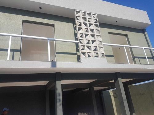 Imagem 1 de 13 de Casa De Condomínio Com 02 Dorm Na Pg,mirim.