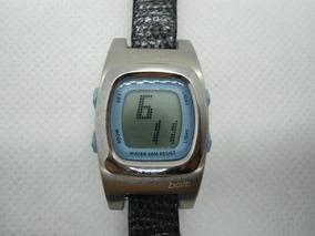 Relógio Cosmos Femnino Digital Usado Como Mostruario-novo