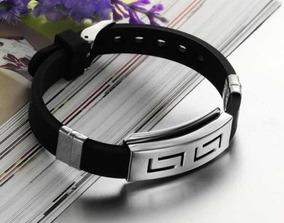 Bracelete Aço Inoxidável