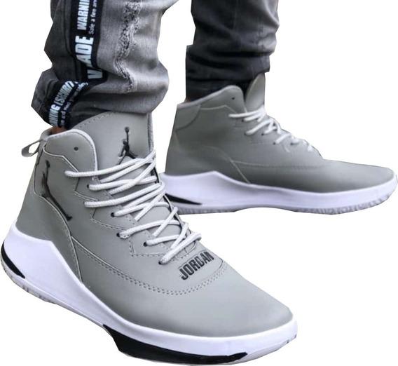 Tenis Zapatos Botas Deportivas Jordan Hombre Caballero Ellos