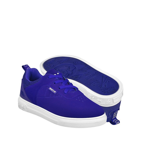 Tenis Casuales Para Niño What´s Up 181916 Azul Rey