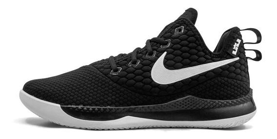 Tenis Nike Lebron Witness Iii, Ao4433-001