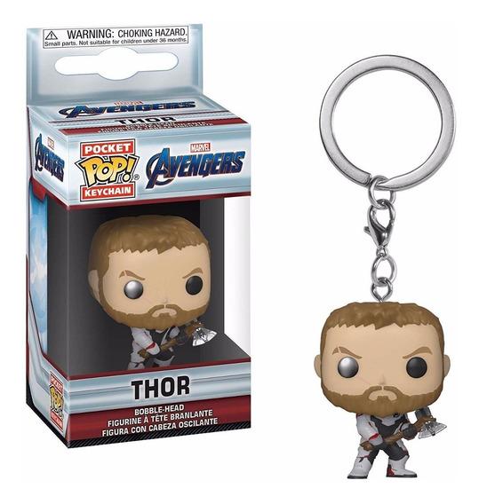 Funko Pop Avengers Endgame Thor Llavero