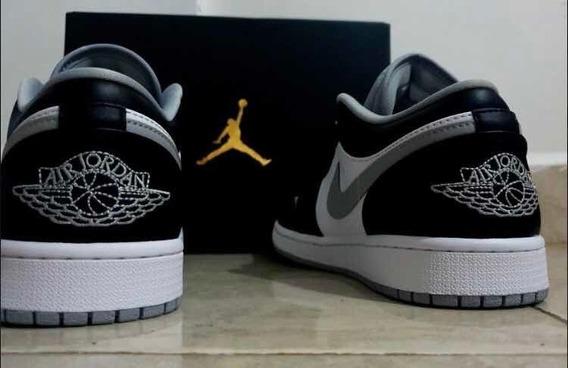 Jordan 1 Smoke Grey Originales 28.5 Cm Unicos