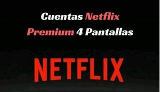 Cuentas De Netflix, Spotify, Brazzers Y Mas
