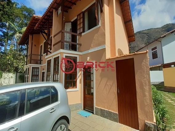 Linda Casa Com 2 Quartos Em Condomínio No Parque Imbuí. Venda Ou Locação. - Ca01118 - 34354733