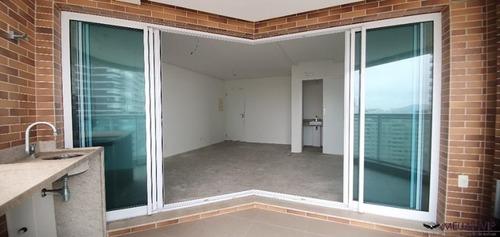 Imagem 1 de 30 de Stanconfort Santos - Apartamento Para Venda Em Santos - Po2085 - 32891740
