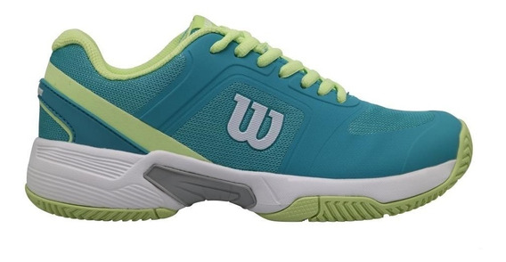 Zapatillas Wilson Set Tennis 2.0 Ftw W