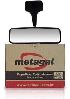 Espelho Retrovisor Interno Gol G2 G3 G4 Preto Original