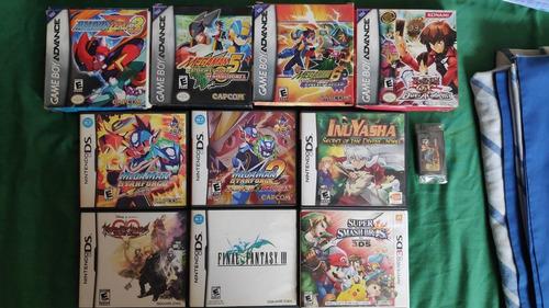 Juegos De Gameboy Advance, Nintendo Ds Y Nintendo 3ds