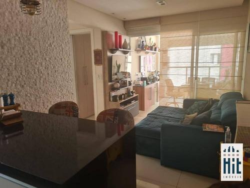 Apartamento À Venda, 57 M² Por R$ 703.000,00 - Saúde - São Paulo/sp - Ap3903