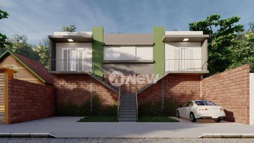 Casa Com 2 Dormitórios À Venda, 55 M² Por R$ 230.000,00 - Harmonia - Ivoti/rs - Ca3840
