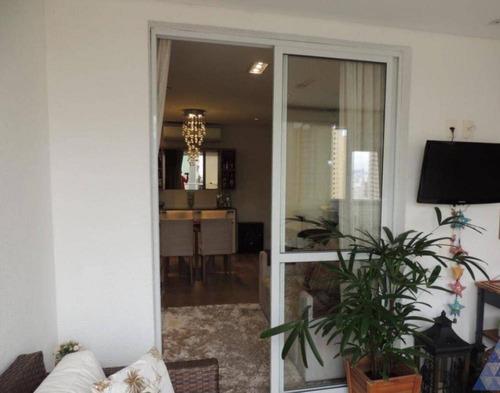 Imagem 1 de 18 de Apartamento Com 02 Dormitórios E 73 M² | Santa Teresinha , São Paulo | Sp - Ap534706v