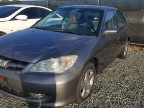 Honda Civic Ex Gris 2005