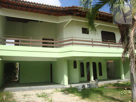 Casa Residencial À Venda, Cidade Dos Funcionários, Fortaleza. - Ca2680