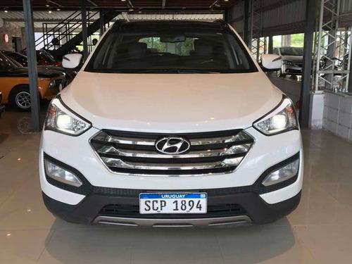 Hyundai Santa Fe 3.3 Awd 7 Plazas - Divina - Defranco Motors