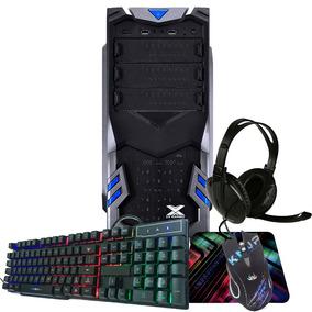 Pc Gamer Completo Barato / Hd320 / Nvdia Geforce + Kit Gamer