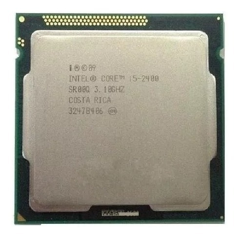Processador Intel® Core I5-2400