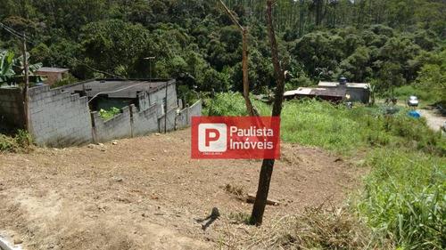Terreno À Venda, 80 M² Por R$ 65.000,00 - Jardim Novo Parelheiros - São Paulo/sp - Te0506