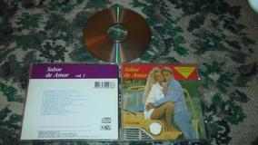Cd - Sabor De Amor - Vol.1 - Rock Pop Internacional