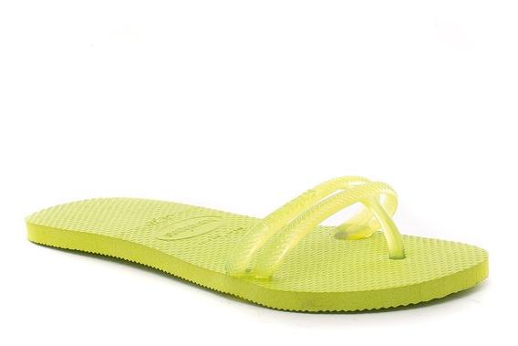 Ojotas Flat Gum Fashion Havaianas Fluid Tienda Oficial