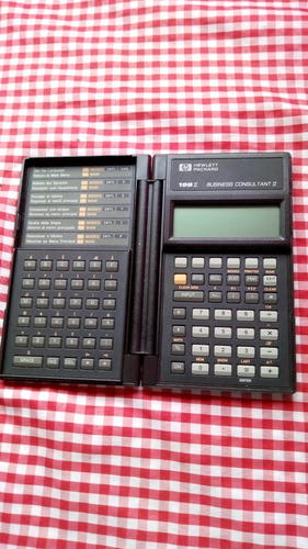 Calculadora Financiera Hp 19 Ii