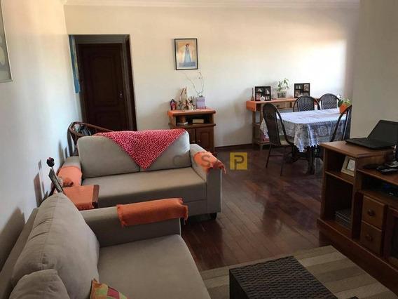 Apartamento Com 3 Dormitórios À Venda, 128 M² Por R$ 600.000 - Centro - Nova Odessa/sp - Ap0452