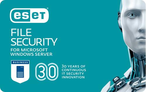 Imagen 1 de 1 de Eset File Security For Windows 1pc 1 Año
