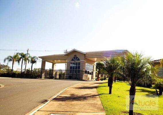 Terreno À Venda, 589 M² - Jardim Residencial Parque Da Floresta - Sumaré/sp - Te0636