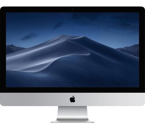 iMac 27 Pol 2019 5k 3.6 I9 8 Core 32gb 1tb Pro 580x