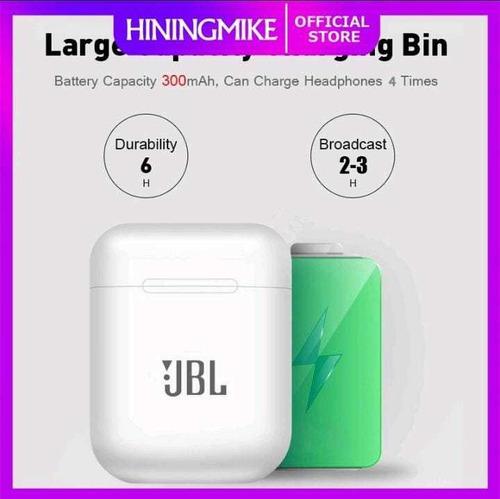 Imagem 1 de 10 de Fone De Ouvido Sem Fio Bluetooth Jbl Várias Cores.