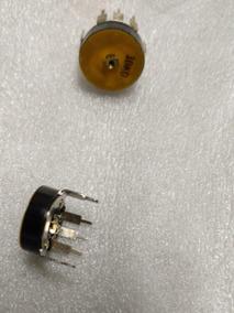 Potenciômetros Miniatura 50k/16mm C/chave P/pci 10 Peças