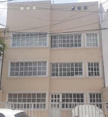 Departamento En Venta En Paseos De Churubusco