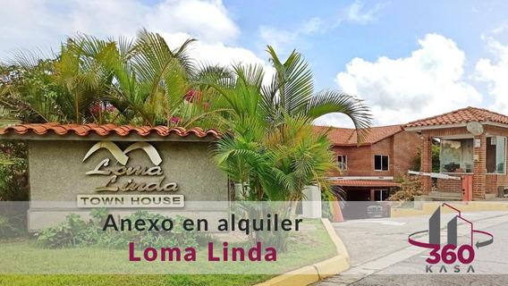 Lindo Anexo En Alquiler En Loma Linda