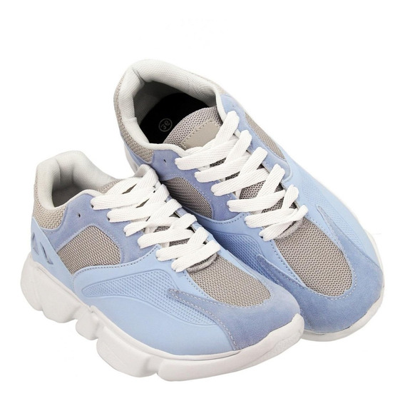 Tênis Feminino Selten Dad Sneaker Chunky