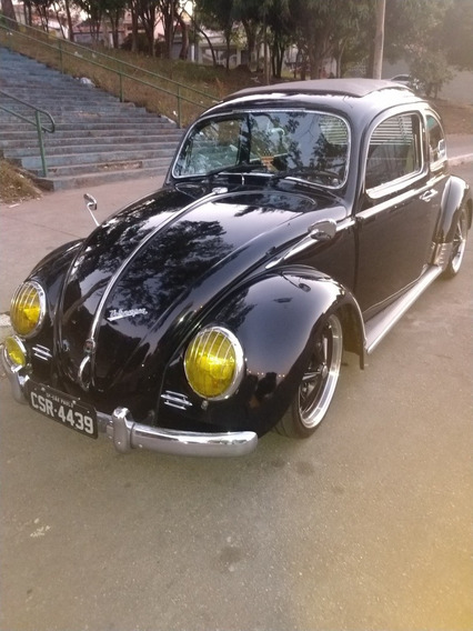 Volkswagen Fusca 1970 Primeira