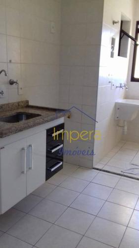 Apartamento Jardim América Com 3 Dormitórios À Venda, 62 M² Por R$ 280.000 - Jardim América - São José Dos Campos/sp - Ap0293