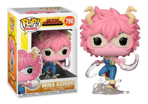 Imagen 1 de 1 de Figura Funko Pop, Mina Ashido - My Hero Academia - 790