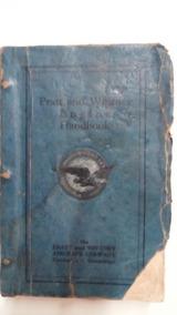 Manual Pratt And Whitney Engine Handbook( Avião )