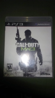 Call Of Duty Mw3 Para Playstation 3 Original