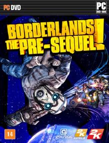 Borderlands The Pre-sequel Pc - 100% Original (steam Key)
