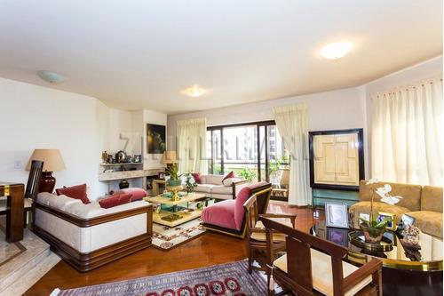 Imagem 1 de 15 de Apartamento - Perdizes - Ref: 107616 - V-107616