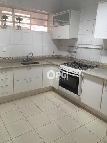 Imagem 1 de 30 de Casa Com 3 Dormitórios, 268 M² - Venda Por R$ 620.000,00 Ou Aluguel Por R$ 3.200,00/mês - Parque Industrial Lagoinha - Ribeirão Preto/sp - Ca2384