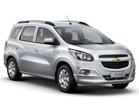 Chevrolet Spin 1.8 Ltz 7as At 2018 0 Km 105cv U$s 27.790
